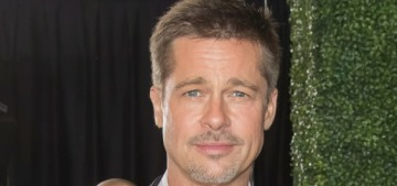 Brad Pitt looks 'gaunt' in new photos: just how much weight has he lost?