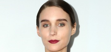 """Rooney Mara wore a cheap-looking Louis Vuitton to her premiere"" links"
