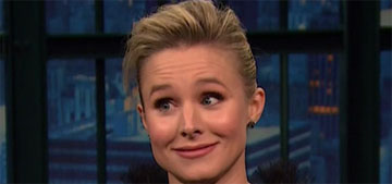 Kristen Bell: 'My life motto is that I like being an actress, but I love being Kristen'