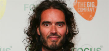 Russell Brand blames split with Katy Perry on 'the undulated nature of fame'