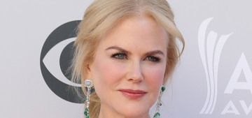 Nicole Kidman's woodland-creature McQueen at the ACMs: adorable or odd?