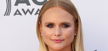 Miranda Lambert in Steven Khalil at the ACM Awards: country-music princess?