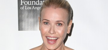 Chelsea Handler: 'Sean Spicer is my favorite person on the planet'