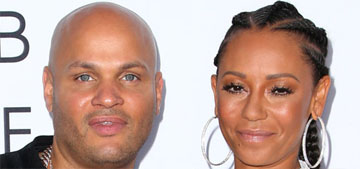 Mel B's husband physically abused her, got their nanny pregnant and paid her off