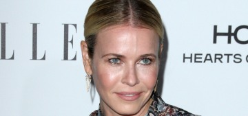 Chelsea Handler: 'As if' Jennifer Aniston cares about Angelina Jolie