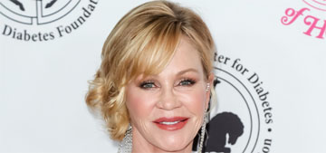 Melanie Griffith was so hurt by reactions to her fillers she went to a different doctor