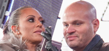 Mel B's ex had the nanny take her children abroad, stole millions