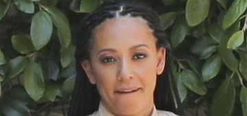 Mel B's ex, Stephen Belafonte, is accusing her of making everything up