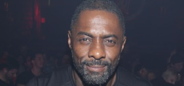 Idris Elba slams Tory government for 'f-ckeries' on youth homelessness