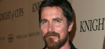 No, really: Christian Bale is in 'early talks' to play Dick Cheney in a bio-pic