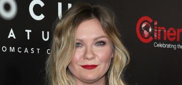 Kirsten Dunst: Female directors are better at filming sex scenes in a few takes
