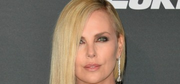 Star: Charlize Theron might have 'a lot of Botox', her skin looks 'plasticky'