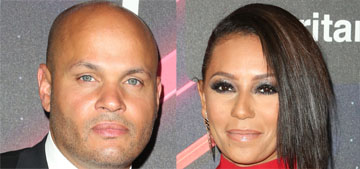Mel B's ex is seeking spousal support and wants her to pay his legal fees