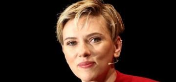 Scarlett Johansson: Ivanka Trump is 'so uninspired' & 'really cowardly'
