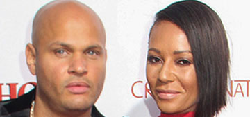 Mel B's ex stole all the photos of her late dad, took Spice Girls memorabilia