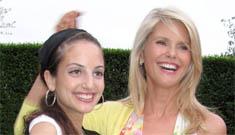 Christie Brinkley wants her daughter to date John Mayer