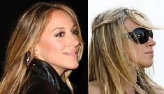 Haylie Duff got her chin and nose fixed