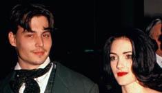 Winona Ryder still isn't over Johnny Depp