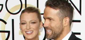 Ryan Reynolds played 'Let's Get It On' while Blake Lively was in labor