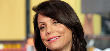 Bethenny Frankel is excited to swim with dolphins, is she trolling?