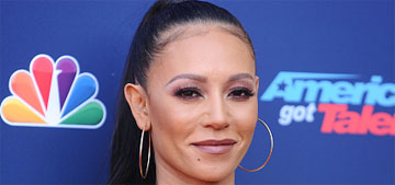 Mel B gets restraining order against the nanny who was colluding with her husband
