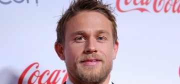 Charlie Hunnam thinks it's so funny that he ghosted his girlfriend for months