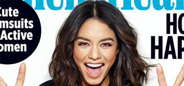Vanessa Hudgens lost 20 lbs by going to SoulCycle two times a day