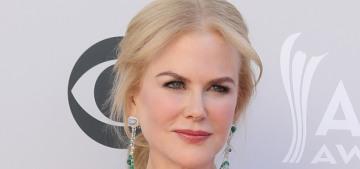 The Cannes Film Festival should be renamed 'The Nicole Kidman Festival'