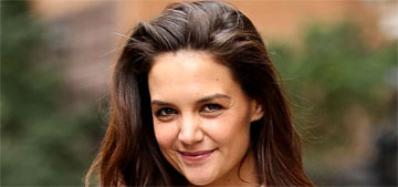 Us: Katie Holmes and Jamie Foxx are about to go public as a couple