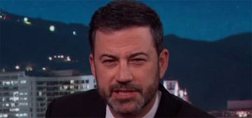 Jimmy Kimmel: 'Don't look for your prom date in Us Weekly.  It's not cute'