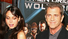 Pregnant Oksana threatens to leave if Mel Gibson stays a nasty drunk