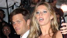 Tom Brady denies Gisele's pregnancy while Bridget Moynahan fumes
