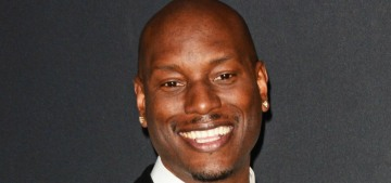 Tyrese Gibson apologized for the 'delivery' of his consistent misogyny