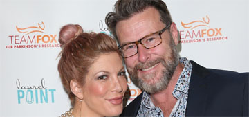 Tori Spelling and Dean McDermott's bank accounts drained by IRS