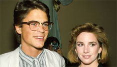 Melissa Gilbert cheated on Rob Lowe with John Cusack