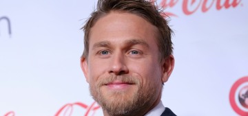 Charlie Hunnam got married at 18, to a girl he had known for 3 weeks