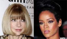 Anna Wintour refuses to put Rihanna on cover of Vogue after nude photo leak