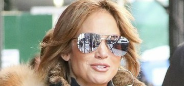 Alex Rodriguez & Jennifer Lopez spent the Easter holiday with Marc Anthony