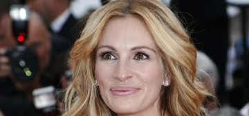 Julia Roberts has been named People's Most Beautiful Woman for the fifth time