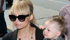 Nicole Richie's boy baby names: Baron, Kypher & Martavious