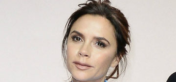 Victoria Beckham received her OBE: 'I'm proud to be British'