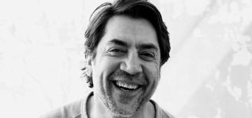 Javier Bardem's man-crushes include Al Pacino, Brad Pitt & Johnny Depp