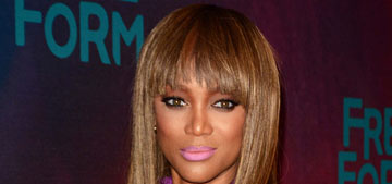 Tyra Banks to star in a 'fun, edgy, modern' sequel to 'Life Size'