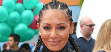 Mel B sued for defamation by the nanny her husband allegedly impregnated