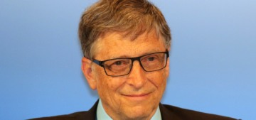 Bill Gates wears a $10 Casio watch & loves McDonald's and Burger King