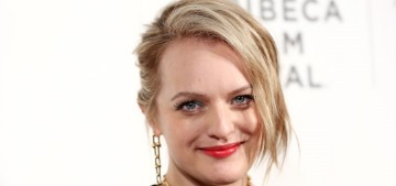 Elisabeth Moss: 'The Handmaid's Tale' is 'not a feminist story, it's a human story'