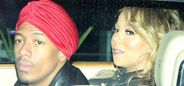 Mariah Carey and Nick Cannon seem to be hanging out a lot lately