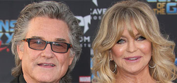 Kurt Russell: the cops busted in on my first date with Goldie Hawn
