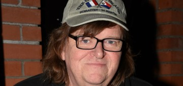 Michael Moore: Donald Trump won't be impeached until his second term