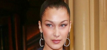 Bella Hadid's closest friends have to tell her 'don't be a bitch today'
